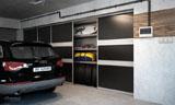 Zabudowa wnęki w garażu